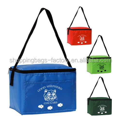 Spacious Shock Top flower cooler bag