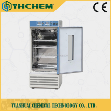 Temperature sensor humidity incubator used in food processing testing