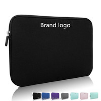 17inch Colorful neoprene laptop sleeve with top quality