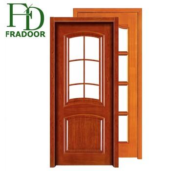 Hot Walnut Thailand Solid Wood Dutch Door
