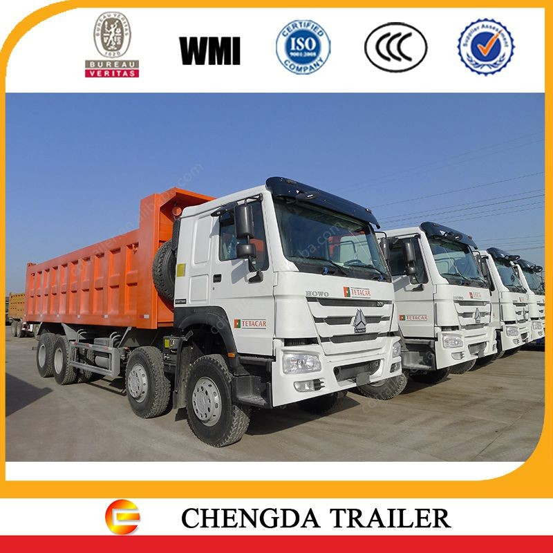 Sinotruk 8x4 High Quality Dump Truck 40ton Tipper Lorry Truck ...