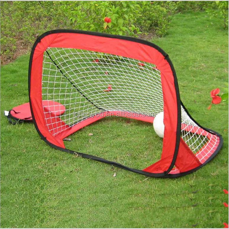 AIOIAI Portable Football Soccer Goal Mini Soccer Goal Foldable Soccer Goals 9715f6c6b