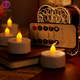 Wholesale birthday candle gift remote control led lights candle Mini electronic candle