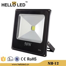 NH-12 200w outdoor smd cob led flood light high brightness 200watt