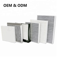 Factory Manufacturer One-stop OEM Japanese Korean European AC Air Filters Car Performance Auto Activate Carbon Cabin Air Filter