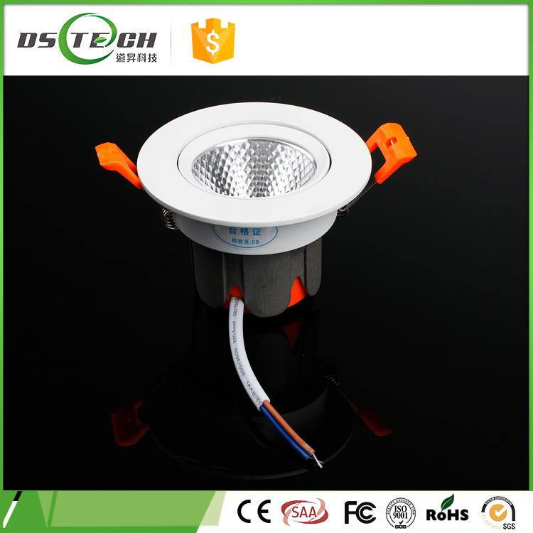 China suppliers high power high quality 10w 700lm led down light for home