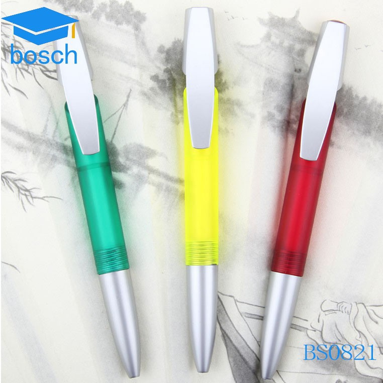 2018 high quality gifts pen luxury funny plastic ball pen