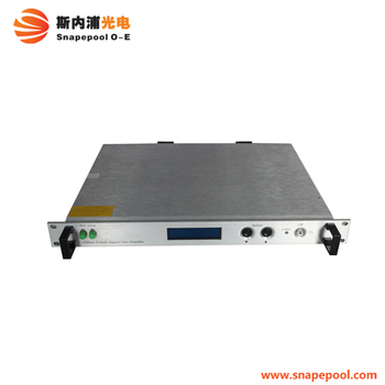 CATV Headend Equipment 1550nm Fiber Optic Signal Amplifier with Multi Output and High Power