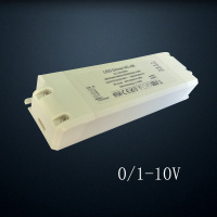 600x600 led panel light constant current led driver 1.2A 50w 0-10V dimmable
