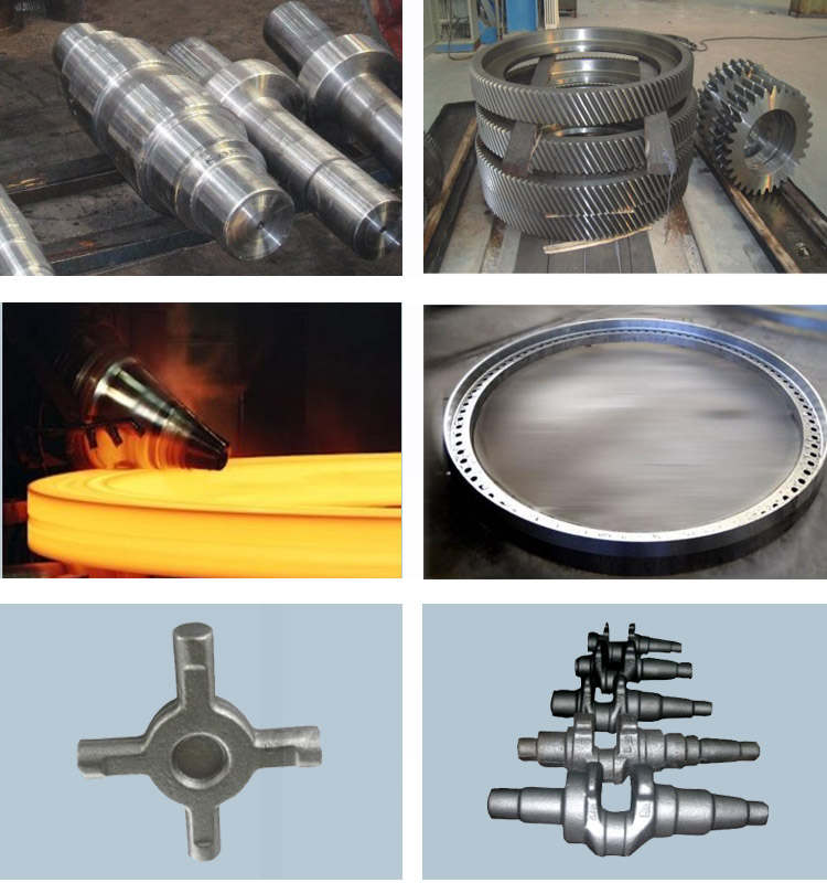 Densen  Customized processing food processing machinery parts Stainless steel precision casting parts