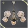 Hot Sale Antique Chandelier Crystal Hanging Ceiling Lamp, Hotel Decorative Ceiling Lamp