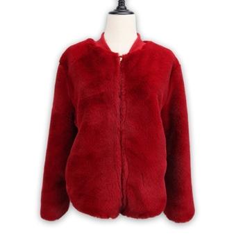Piel Por Rojo Imitación Piel Venta Mujeres Abrigo Al Mujer De De De De Conejo Buy Abrigo Chaqueta De Chaqueta De De Las Conejo Mayor De P0wkOXNn8Z