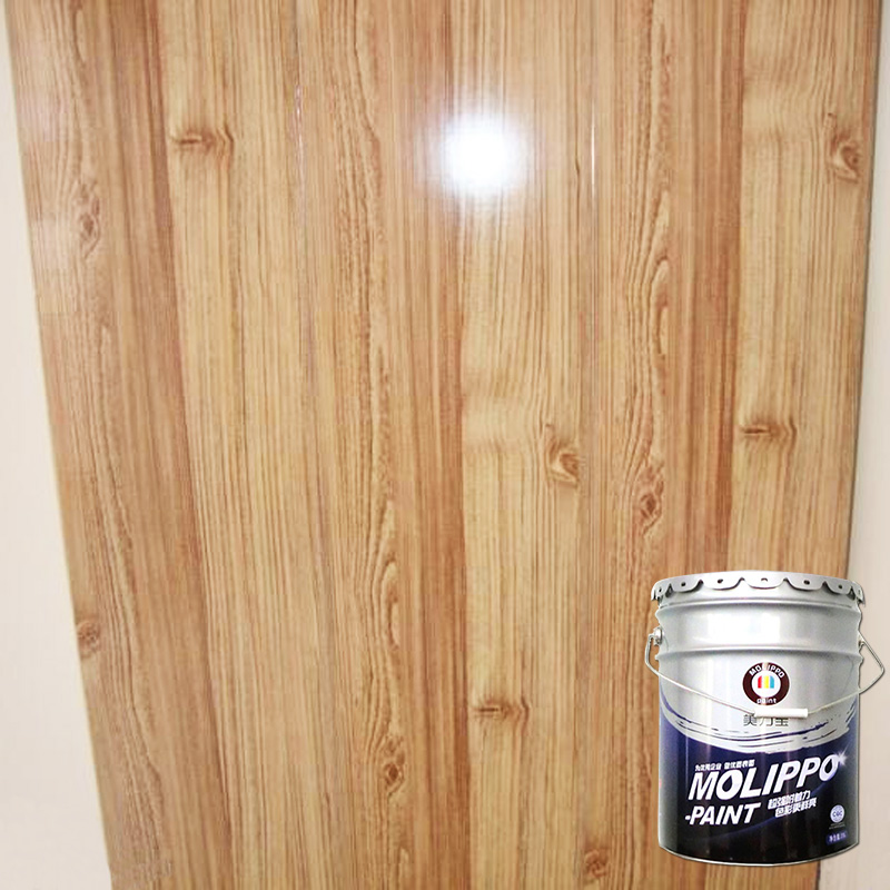 High gloss wear resistance heat resistant wood varnish