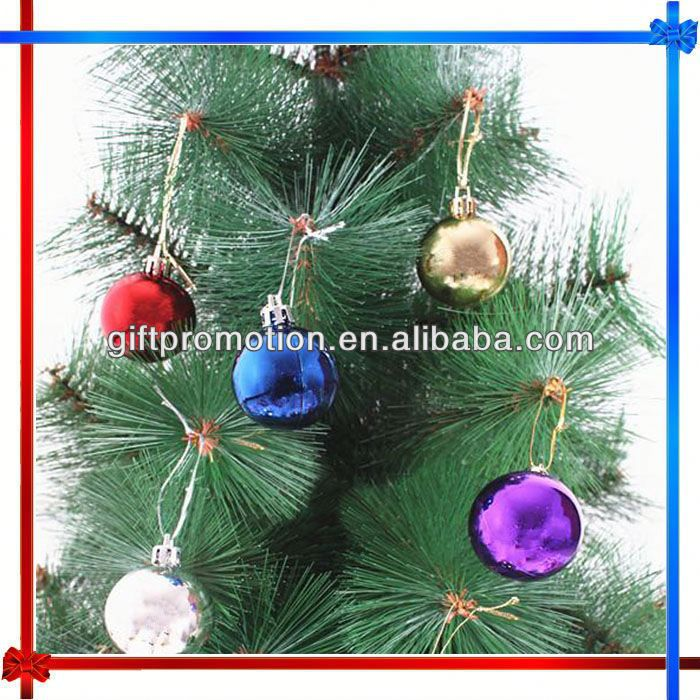 GP 85 household party decoration flat christmas ball