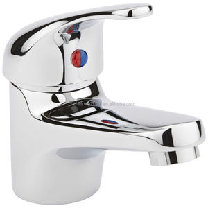 Modern Bathroom Taps Good Price Basin Sink Mono Mixer Chrome Cloakroom Tap Washroom Faucet
