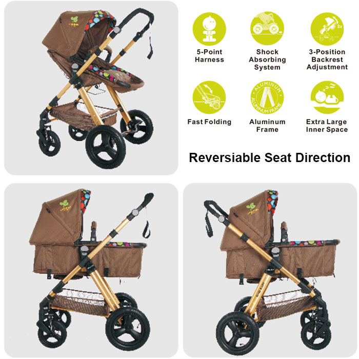 China Supplier Name Brand Easy Baby Stroller,Stroller Baby Happy ...