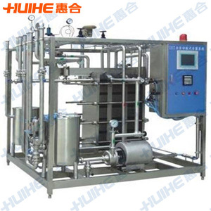 Dairy Milk Processing Machinery