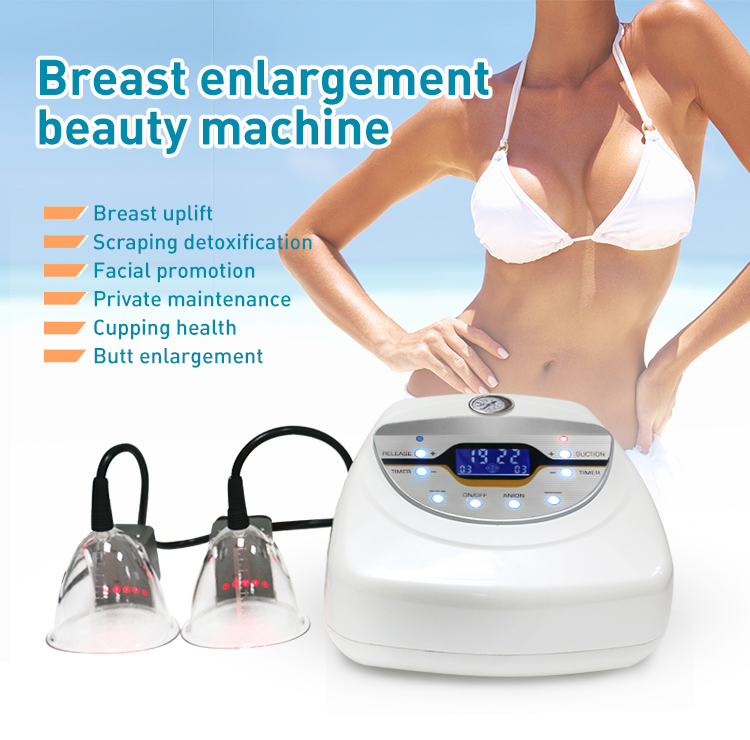 Effective Breast Enhancer Butt Lifter Shaper Butt Vacuum Machine Scraping Cupping For Body Health