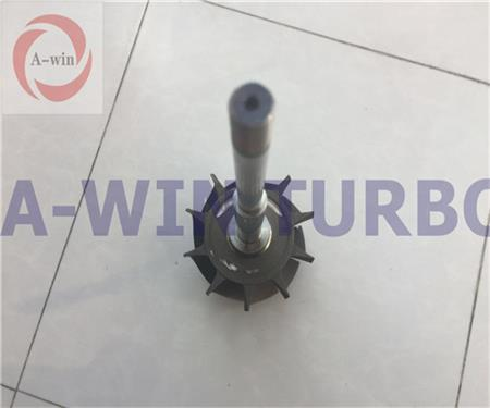 S410G Turbine Wheel Shaft P/N169346 Turbocharger Shaft For  Turbo P/N 177148