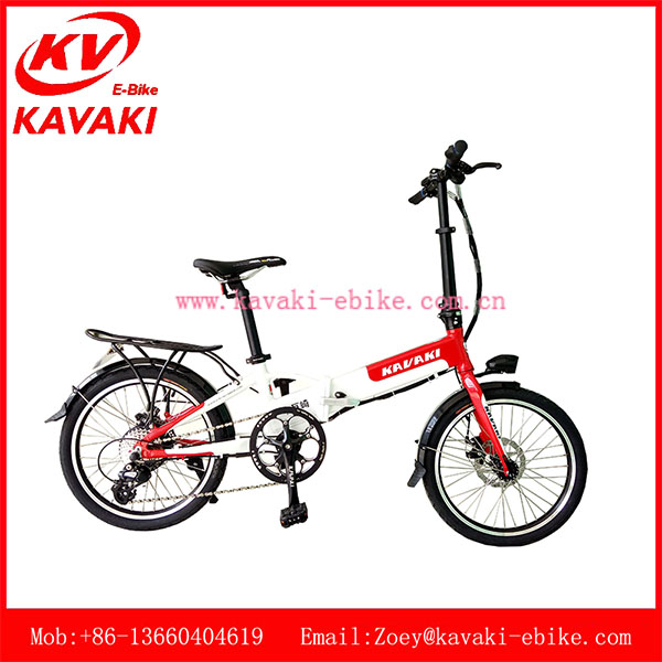 20'' alloy mini folding electric bike/bycicles with best quality