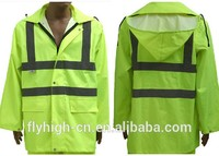 safety yellow work wear fabrics for work wear