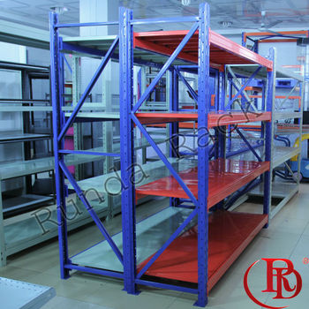 medium duty garage storage shelves with doors industrial metal shelving - Industrial Metal Shelving