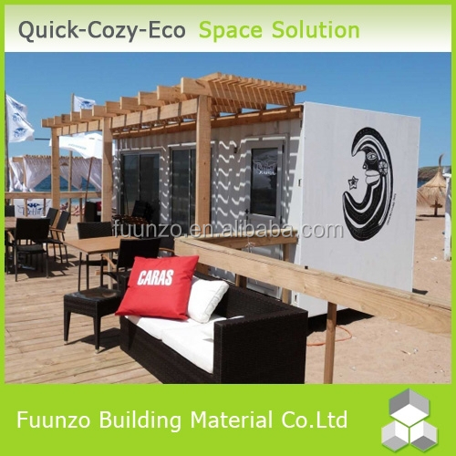 New technology Energy Saving Modular Container Shop