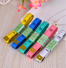 Body <span class=keywords><strong>Đo</strong></span> Thước May Tailor Tape Measure Mềm Phẳng 60 Inch 1.5 M May Thước Meter May <span class=keywords><strong>Đo</strong></span> <span class=keywords><strong>Băng</strong></span>