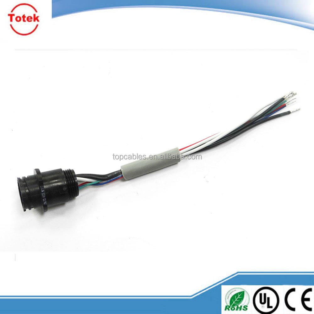 Montaje De Cable  Customized Arn U00e9s De Cableado Del