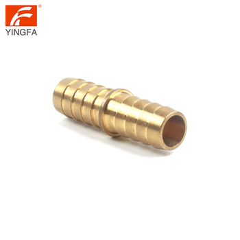"66108-64 1/2"" x 3/8"" Reducer Barb mender / splicer/joiner/union fitting brass tubing water hose coupling"