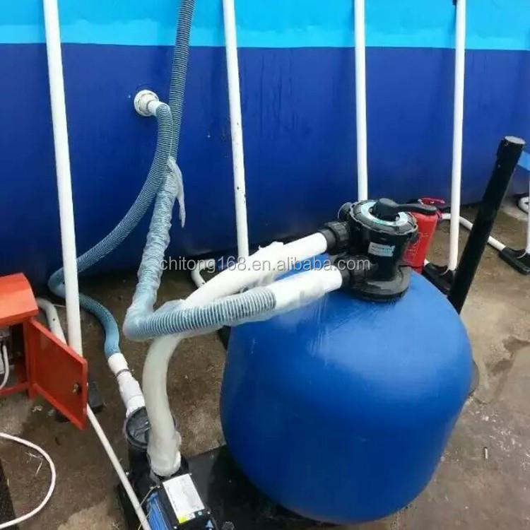 Tragbare Intex Metallrahmen Schwimmbad 12x36 - Buy Metallrahmen Pool ...