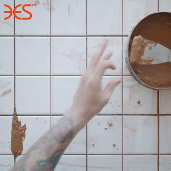 Construction Chemicals Grey Powder Type Cement Based Bathroom Tile