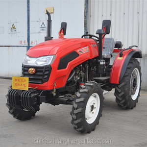 Farm machine 40hp 4wd tractor farming used rice paddy field tire