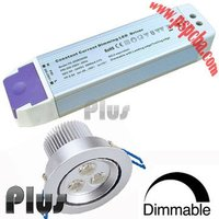 Dimmable Led Driver For Diy Led Ceiling Light (ce,Rohs,Fcc ...