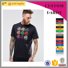 Fashion Slim Fit Cotton printing lot PS logo on T Shirt For Men