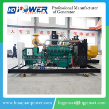 150kva natural gas continuous duty generator in huaquan power