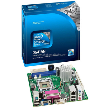Intel Original Mini-itx Desktop Motherboard Dg41an best Choice For An Entry  Level Mini-itx Motherboard  Support 8usb,Pci,Ddr3 4g - Buy Intel Original