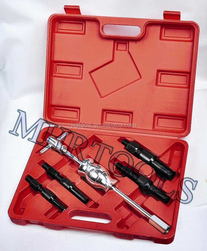 1set Internal External Bearing Puller Tool Set With Slide Hammer Bearing Removal Tool We-d1029 Automobiles & Motorcycles Car Repair Tools