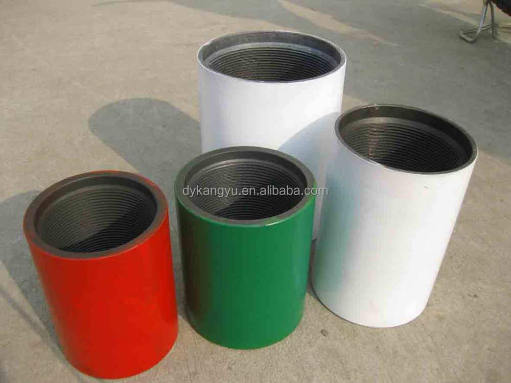 Oil Well Casing Coupling For The Seamless Pipe Fitting
