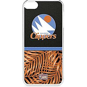 NBA Los Angeles Clippers iPod Touch 6th Gen LeNu Case - San Diego Clippers Retro Palms Lenu Case For Your iPod Touch 6th Gen
