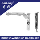 High class good quality stainless steel friction stay heavy duty concealed hinge