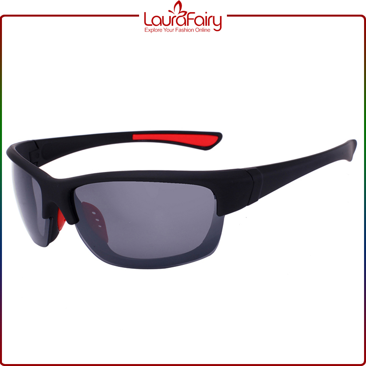 Laura Fairy Factory Customized China Sunglass Supplier Beach Volleyball Sports Sunglasses