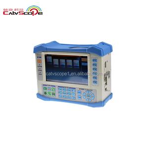 High-end digital TV analyser/All in one analyzer/QAM Spectrum  DVB-S/C/T/S2/T2 analyzer