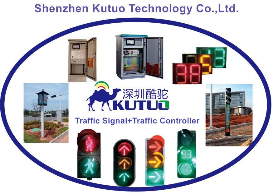 Free Sample Traffic Signal Kutuo 200mm Small Lens Traffic Light ...