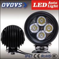 OVOVS 40W 24v truck led mounted work 12v automotive led lights