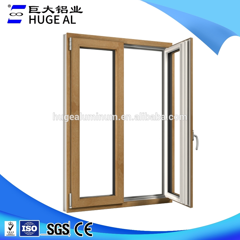 China supplier aluminum glass door and window for office