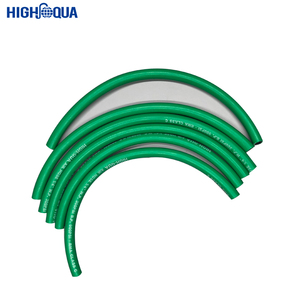 "ISO Standard 3821:2010 PVC and Rubber NBR Mixed Material Air Hose, 5/16"" 3 Layers Braided PVC LPG Gas Hose"