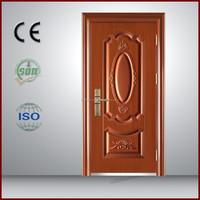 Electric 2 car commercial garage door with steel door uk