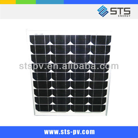 130W High quality solar modules