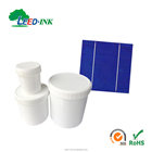 Screen Printed Electrode Silver Paste For Silicon Solar Cell Front Side